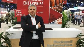 Foto de Entrevista a José Paredes, director general de Rockwell Automation España