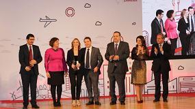 Foto de Premio al 'Mérito Empresarial' de Symaga Group