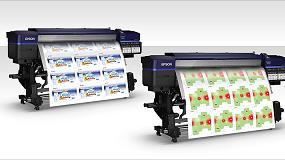 Foto de Las impresoras de tinta solvente Epson SureColor S-Series, galardonadas por Keypoint Intelligence
