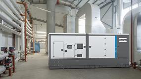 Foto de Atlas Copco amplía la gama de generadores QIS para ofrecer energía garantizada