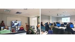 Foto de Innovalia Metrology presenta el II 'Sales Training' dedicado al sector aeronáutico en el CFAA
