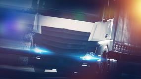 Foto de El diseño del camión articulado del futuro