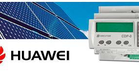 Foto de El controlador dinámico de potencia CDP, ahora compatible con inversores Huawei