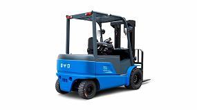 Foto de BYD Forklift, nuevamente nominada para el premio internacional 'Carretilla del año' (Ifoy)