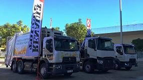 Foto de Renault Trucks no faltó a las XXV Jornadas Anepma de medio ambiente