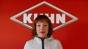 Foto de Kuhn Ibérica crea los departamentos de Comunicación y Agricultura de Precisión