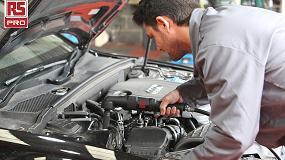 Foto de RS Components presenta la nueva gama RS Pro de herramientas y accesorios neumáticos asequibles