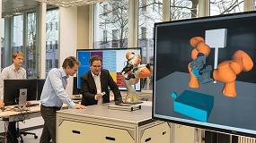 Foto de Siemens desarrolla robots de dos brazos capaces de fabricar productos sin programación previa