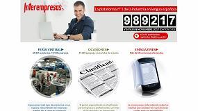 Foto de Interempresas.net recibe en 2017 más de diez millones de visitas