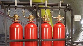 Foto de Guía sobre la prueba periódica de recipientes de gas transportables utilizados en extinción de incendios