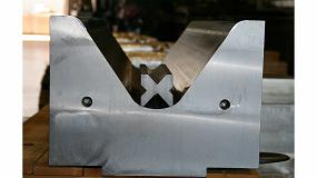 Foto de Metalmaq suministra matrices especiales con V=300 m/m a 70º