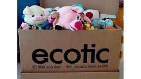 Foto de Comparte y Recicla, 130 toneladas de juguetes hacen mágica la Navidad de muchos niños