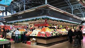 Fotografia de Mercados municipales que se suben al carro de la compra online