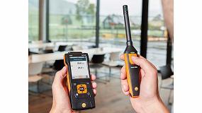 Foto de El nuevo instrumento para climatización testo 440 combina versatilidad y facilidad de uso