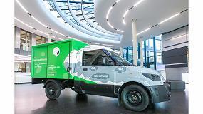 """Foto de DHL, StreetScooter y MANN + HUMMEL presentan """"el primer vehículo del mundo neutro en emisiones"""""""