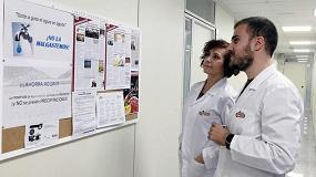 Fotografia de ElPozo Alimentación sensibiliza a sus trabajadores sobre el uso responsable del agua