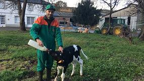 Fotografia de Una explotación de Aranga y otra de Xermade, premiadas en los reconocimientos anuales a ganaderos de Danone