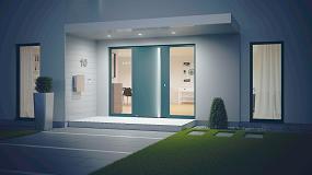 Foto de Diseño y eficiencia energética en la puerta de entrada ThermoSafe de Hörmann