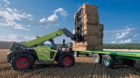 Foto de FIMA 2018: Claas mejora el acabado de sus tractores y presenta su nueva gama de cargadoras
