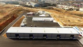 Foto de Fodsa inaugura una moderna estación de transferencia de residuos en Efkarpia (Grecia)
