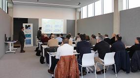 Foto de Exlabesa estrena el auditorio del Exlabesa Architectural Lab con unas jornadas de Renolit