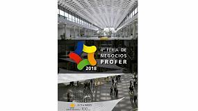 Foto de Valencia acogerá la 4ª Feria de Negocios Profer los días 8 y 9 de marzo