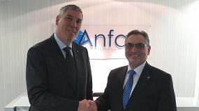 Foto de José Vicente de los Mozos, nuevo presidente de Anfac
