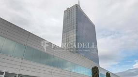 Fotografia de Forcadell asesora a Porcelanosa en el alquiler de unas oficinas en la torre Ara Premium (Mataró)