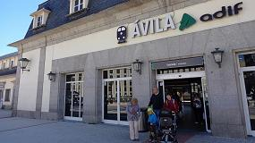 Foto de Los trenes de Renfe reducen los tiempos de viaje entre Ávila y Madrid