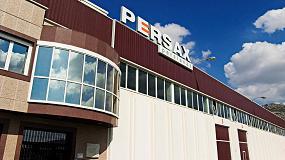 Foto de Persax se consolida en el sector puertas con la integración de Valux