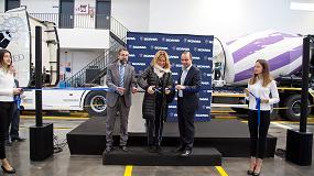 Foto de Scania inaugura las nuevas instalaciones del punto de servicio oficial en Málaga
