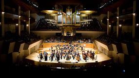 Foto de El concierto de Reyes del Colegio de Aparejadores de Madrid patrocinado por BASF recauda fondos para la Fundación Isabel Gemio