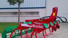 Foto de FIMA 2018: Ovlac anuncia primicias en arados y equipos para viña