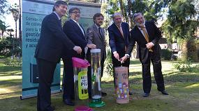 Foto de ERP firma un convenio con la Consejería de Medio Ambiente de la Junta de Andalucía para avanzar en la gestión de RPA