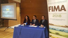 """Foto de FIMA 2018 se presenta en Santiago de Compostela para """"cuidar la relación entre la feria y el sector agroalimentario gallego"""""""