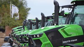 Foto de El cambio de legislación dispara las inscripciones de tractores nuevos a final de año