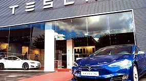 Foto de Los sistemas de megafonía de Optimus, en Tesla-Barcelona