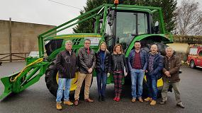 Foto de La Xunta colabora en la adquisición de equipos para la protección ambiental en diversos municipios gallegos