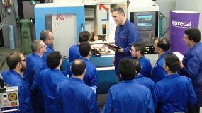 Foto de Eurecat ofrece formación a desempleados en las tecnologías industriales con más oportunidades laborales