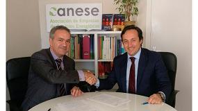 Foto de Anese e Idesie Business School firman un convenio de colaboración para organizar el Master in Energy Management