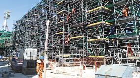 Foto de Ulma Construction participa en el proyecto de modernización de la Refinería Talara