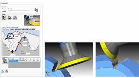 Foto de Las nuevas funciones avanzadas del software CAD/CAM InvoMilling transforman el panorama del tallado de engranajes