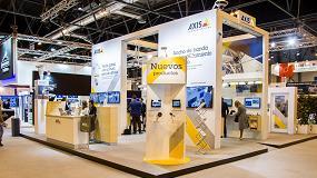 Foto de Axis participa en Sicur con conferencias y novedades en productos y soluciones