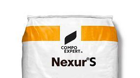 Foto de La gama Nexur de Compo presenta una nueva fórmula que incorpora azufre en su formulación