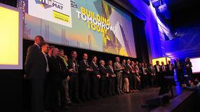 Foto de Los Premios a la Innovación Intermat 2018 dan respuesta a los principales desafíos tecnológicos de la construcción