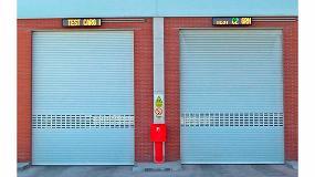 Foto de Puerta rápida Speed Door para zonas Atex