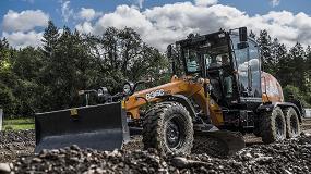 Foto de Case presenta una nueva oferta para los sectores de construcción de carreteras, construcción urbana, reciclaje y canteras en Intermat 2018