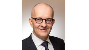 Fotografia de Peter Stracar, nuevo presidente y CEO de GE Europa