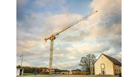 Foto de Manitowoc lleva su nueva generación de grúas torre a Intermat 2018
