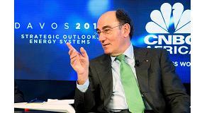 Fotografia de El presidente de Iberdrola defiende en Davos la necesidad de impulsar la descarbonización de la economía mundial